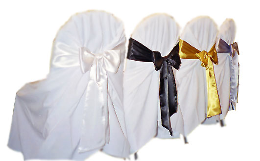 photo satin sashes